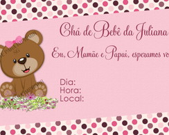 Convite Ch� de Beb� 17