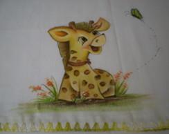 Fraldinha De Boca Girafinha