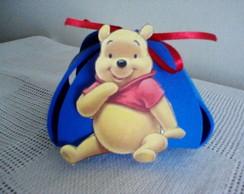 Caixa eva Ursinho Pooh