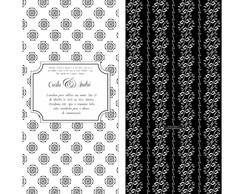 Convite Casamento Cl�ssico