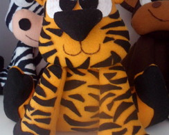 Peso de porta tigre