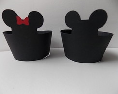 Wrappers para Cupcake Mickey e Mini
