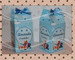 Caixa de leite Aristogatos
