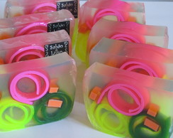 Barra Fluor Colors Sabonete
