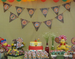 Festa Personalizada Cocoric�