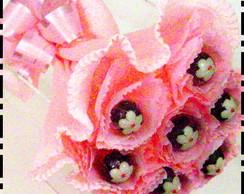 Buquet de Flores de Chocolate