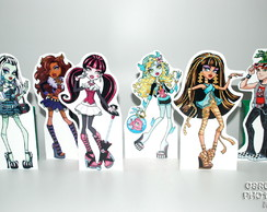 Mini Totens Monster High 25cm