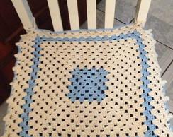 Capa de Cadeira Croch�