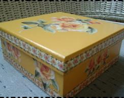 Caixa de MDF Porta Bijuterias