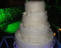Bolos Art�sticos Debutantes e Casamentos