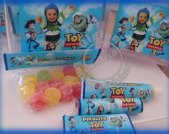 10 Maletinhas Acr�licas Toy Story