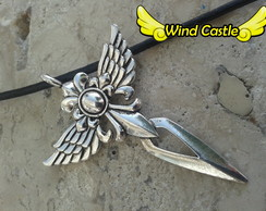 Angel Wings Dagger - Pingente