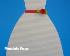 Caixinha Vestido de Noiva