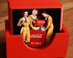 Descanso de Copos Coca Cola
