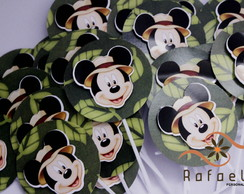 Toten em scrap Mickey Safari