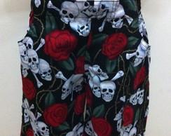 Bermuda Skull Rose