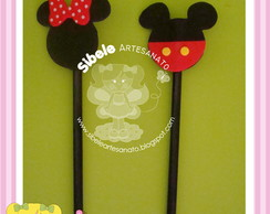 ponteira mickey/ minnie