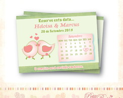 Im� - Save The Date - Pombinhos 2