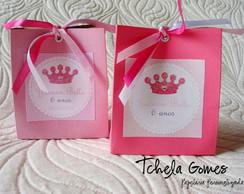 Caixinha Surpresa Princesas