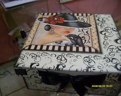 caixa pra maquiagem