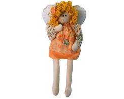 Boneca de pano anjinho