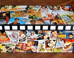 Caixa de Cinema para CDs e DVDs