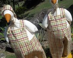 Sr. e Sra. Pato ESTRUTURADOS