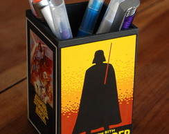 Porta Canetas Star Wars