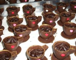 X�cara de chocolate