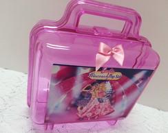 Maletinha Barbie A Princesa E A Popstar