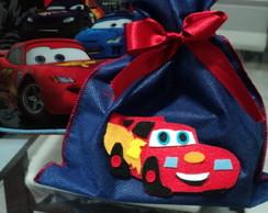 Sacolinha  Lembrancinha Carros Disney