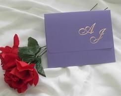 Convite Violeta