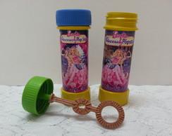 Bolinha De Sab�o Barbie
