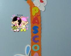 placa p�scoa