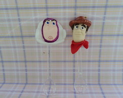 Mini Colherzinha Toy Story Woody e Buzz