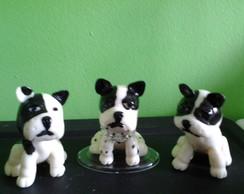 Bulldog Franc�s - Biscuit