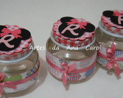 Pote decorado tema Minnie