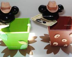 cachep� safari Mickey C�PIA PROIBIDA