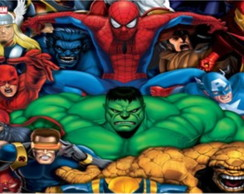 Painel Marvel