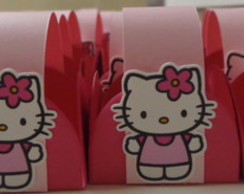 forminha Hello Kitty