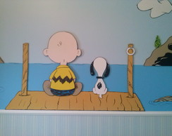 Decora��o Snoopy