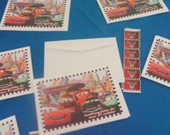 Envelope 10x15 Carros
