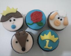 Mini Cupcakes O Pequeno Pr�ncipe Baby