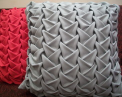 capa para almofada capitone