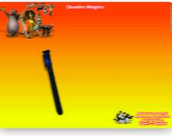 Madagascar Quadro M�gico