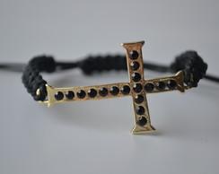 Pulseira 130 - Crucifixo