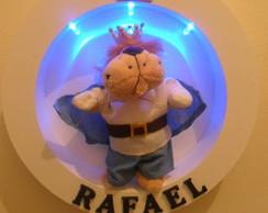 NICHO MINI COM LED-REI LE�O.(Rafael).