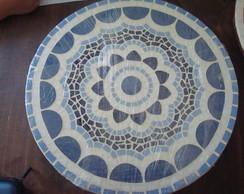 Mosaico prato girat�rio