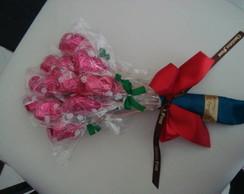 Bot�es de Rosa de Chocolates