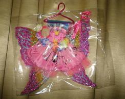 Roupa De Barbie - Borboleta - P